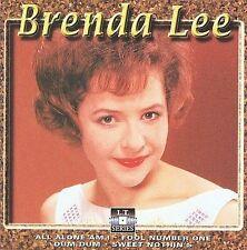 "BRENDA LEE, CD ""I'M SORRY"" NEW SEALED,  L.T. SERIES"