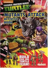 Teenage Mutant Ninja Turtles Mutants Attack Activity Book