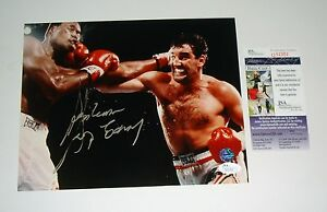 Boxer Gentleman Gerry Cooney 8x10 Photo Signed Autographed JSA CERT FREE SHIP