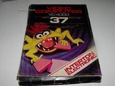 Monster Man VC 4000 Cassette 37 Video Computer Preloved *
