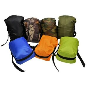 5/8/11L Camping Sleeping Bag Storages Outdoor Waterproof Compression Stuff Sack