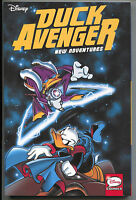 Duck Avenger New Adventures 1 TPB IDW 2017 NM 0 1 2 New