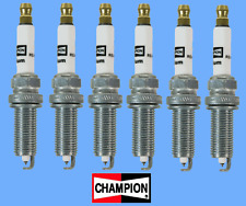 Set of 6 Spark Plugs CHAMPION 9412 Iridium REA9WYPB4 V6