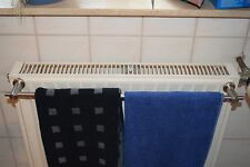 Handtuchhalter 50 Cm Edelstahl Magnet Heizkörper Heizung Wäschetrockner Bad neu