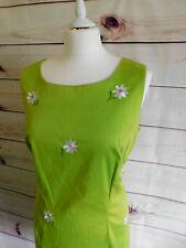 Sag Harbor Dress Knee-Length Flower Size Uk 16 Eu 44 Summer Holiday Cute Floral