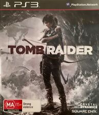 Tomb Raider (Sony PlayStation 3, PS3)