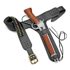 Old West-Style Mare's Leg  Revolver Leather Holster Collectible by Denix
