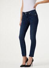 Jeans skinny LIU JO donna UA0001 D4127 pantaloni pantalone slim woman trousers