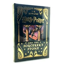 Harry Potter and the Sorcerer's Stone Leather Collector's Edition | 1st Edition