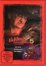 A Nightmare on Elm Street 5 - das Trauma , R-rated , NEU !
