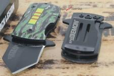 Vietnam War Veteran Mini Covert Spring Assisted Money Clip/Boot/Pocket Knife