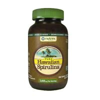 Nutrex Hawaii Pure Hawaiian Spirulina 3000 mg., 360 Tablets