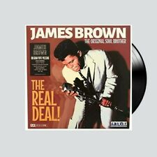 JAMES BROWN The Real Deal Vinyl Lp Record NEW Sealed KXLP51