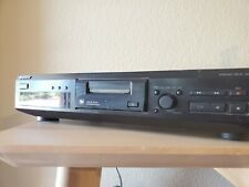 Sony Mds-Je330 Minidisc Deck Player Recorder Wide Bit Stream Tested & Works