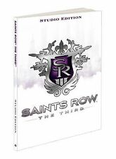 Saints Row: The Third - Studio Edition: Prima Official Game Guide