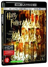 4K ULTRA HD + BLU RAY + DIGITAL UV  HARRY POTTER ET LE PRINCE DE SANG MELE