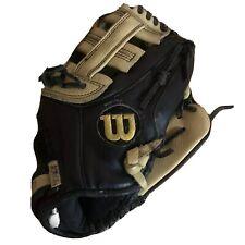 Wilson A560 Rht 11.5� Baseball Glove Black Tan