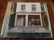 Mumford & Sons Sigh No More New CD