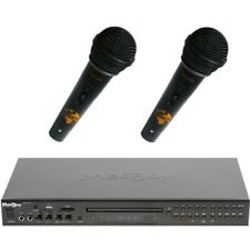 Madboy MFP-1500 Karaoke-Player + 2x Karaoke Mikrofon SET | Neu
