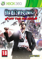 ELDORADODUJEU >>> DEAD RISING 2 OFF THE RECORD Pour XBOX 360 NEUF VF