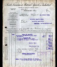 VIERZON (18) MATERIEL AGRICOLE & INDUSTRIEL Ancien ATELIER Celestin GERARD ,1945