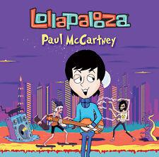 Paul McCartney, Live At Lollapalooza,Excellent Sound, Rare, Beatles + Bonus