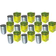 10x MANN-FILTER Kraftstofffilter WK 842 Fuel Filter