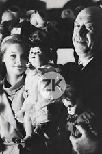 CAROL LYNLEY Bunny Lake OTTO PREMINGER Creepy Doll Poupée Tournage Photo 1965