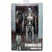 "The Terminator Endoskeleton T-800 with Plasma Rifle 7"" Action Figure New In Box"