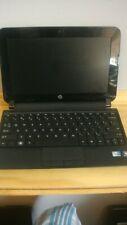 HP Mini Portable Laptop 2gb ram 230 hd office 2007 windows 10 1.6 ghz READ