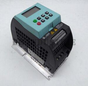 Siemens Simatics G110 6SL3211-0AB11-2BA1 + 6SL3255-0AA00-4BA1