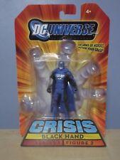 DC Universe Crisis Black Hand Series 1 Figure (Mattel 2008) NOC