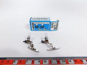 CS739-0,5# 2x Märklin H0 7074 Innenbeleuchtung/Beleuchtung, geprüft, NEUW+OVP