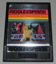 Riddle of the Sphinx for Atari 2600 Fast Shipping!