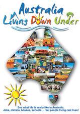 Living Down Under Australia DVD