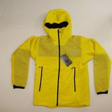 Summit Series Ventrix L3 Men's Hoodie, Canary Yellow, Men's Small NEW W TAGS :-)