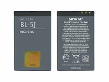 New 1320mAh 3.7V BL-5J Battery for Nokia 5228, 5230, 5232, 5233, 5235 N900 #574