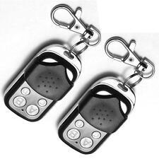 2x Universal Clonage télécommande porte-clé pour garage de voitures 433.92mhz fg