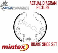 NEW MINTEX REAR BRAKE SHOE SET BRAKING SHOES GENUINE OE QUALITY MFR418