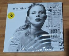 Taylor Swift - Reputation Sealed and New, Made in USA Price: 950 Pesos