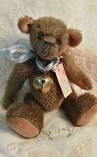 *Noah* vintage style Artist teddy bear Ooak by toadkenny bears mohair