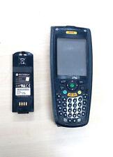 Motorola Dhl Hc700 Hand-held Scanner Gmln4677A & Fnn7826A Battery