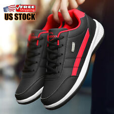 Men's Casual Shoes Running Sports Outdoor Walking Tennis Training Sneakers Gym