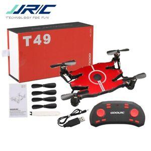 Ultrathin Wifi FPV Selfie Drone 720P Camera Auto Foldable Quadcopter VS H49 E57