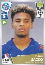 461 IHSAN SACKO RC.STRASBOURG  STICKER PANINI FOOT 2018