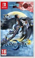 Bayonetta 2 (Nintendo Switch, 2018) Brand New - Region Free