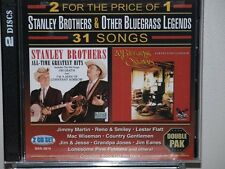The Stanley Brothers - Bluegrass Originals: All Time Greatest [New CD]