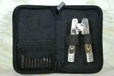 JEEP STAINLESS STEEL ALL IN ONE TOOL IN NYLON ZIP CASE