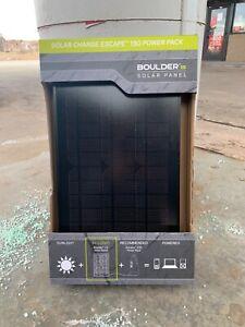 Goal Zero Boulder 15 Solar Panel - New In Box
