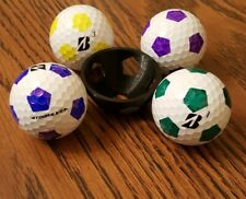 Golf Ball Marker - Pentagon Soccer